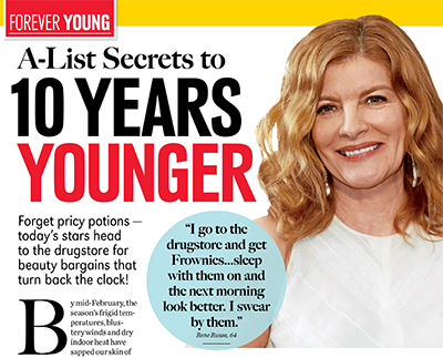 A-List Secrets to 10 years Younger