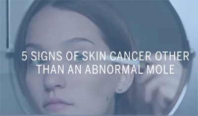 Here's What you Need to Know About the 3 Types of Skin Cancer