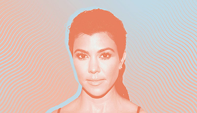Kourtney Kardashian Underwent Platelet-Rich Plasma Treatment to Fix a Bald Spot—but What Does That Mean?