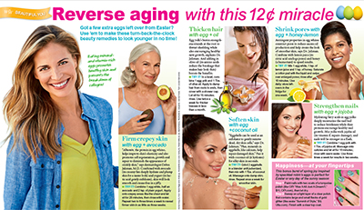 Reverse aging with this 12¢ miracle