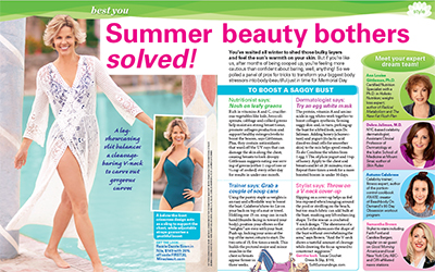 Summer beauty bothers solved!