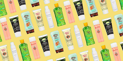 The top 10 sunburn-soothing products